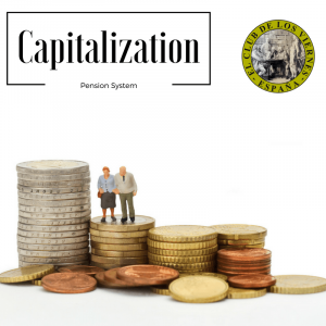 Why is it more efficient a capitalization pension system?
